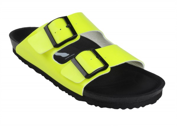 London Sandal SynSoft Comfort Neon