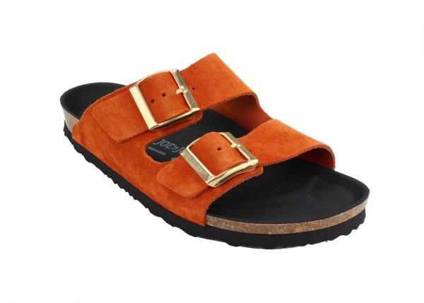 London Sandal Suede Leather Comfort