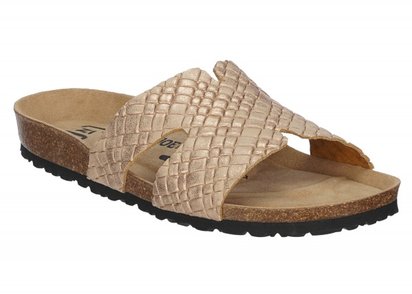 Cannes Slip-on Leather Comfort Narrow
